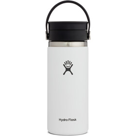 Hydro Flask Coffee Drinkfles met Flex Sip Deksel 473ml, white